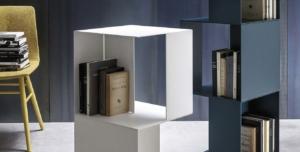 tecnoarredi arredamento interni zona giorno libreria freebook novamobili 1