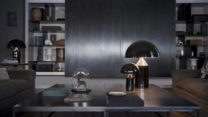 tecnoarredi arredamento interni illuminazione lampada da tavolo atollo oluce 1