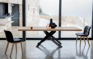 tecnoarredi arredamento interni tavolo bontempi artistico 5