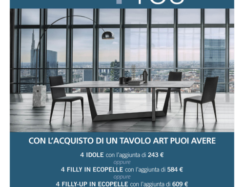 Promozione ART4YOU Bonaldo