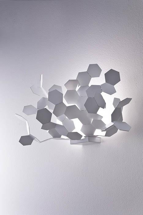 tecnoarredi arredamento interni illuminazione lampada a muro andromeda zava 2