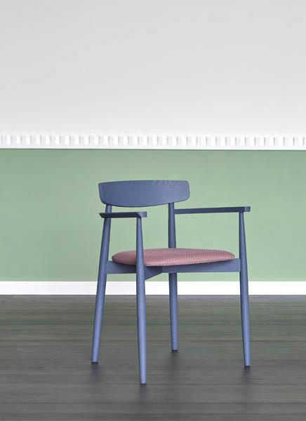 tecnoarredi arredamento interni sedia miniforms claretta 3