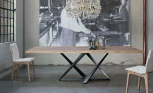 tecnoarredi arredamento interni tavolo millenium bontempi 1