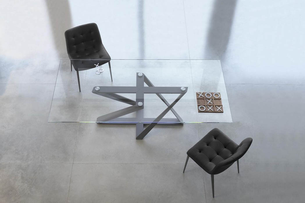 tecnoarredi arredamento interni tavolo millenium bontempi 6