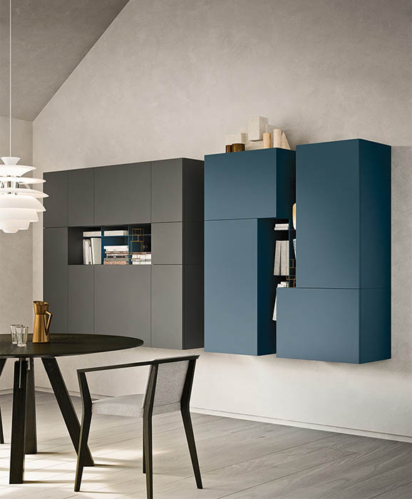 tecnoarredi arredamento interni zona giorno alf dafre day collection new 2