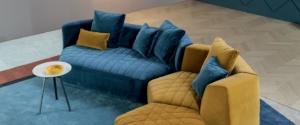 tecnoarredi arredamento interni zona giorno divano bonaldo panorama 1