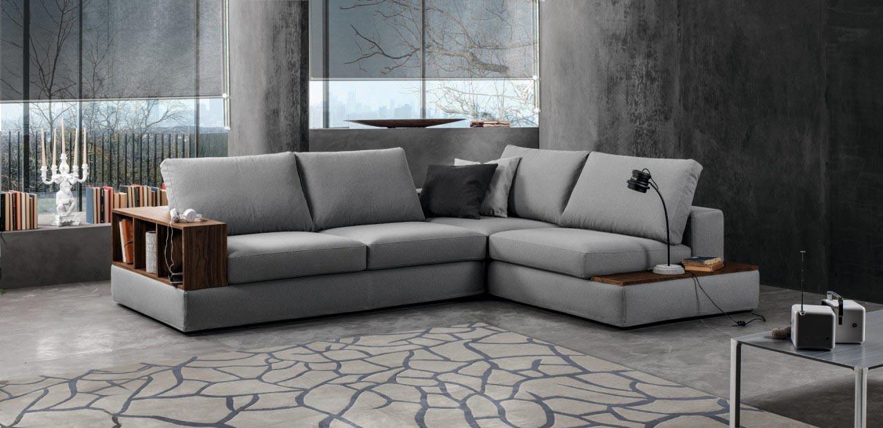 tecnoarredi arredamento interni zona giorno divano lerroy 1